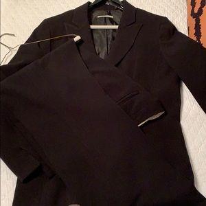 Tahari Black suit